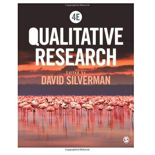 David Silverman - Qualitative Research - Preis vom 15.11.2019 05:57:18 h