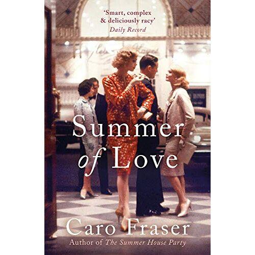 Caro Fraser - Fraser, C: Summer of Love - Preis vom 05.08.2020 04:52:49 h