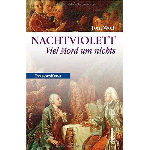 Tom Wolf - Nachtviolett - Preis vom 24.02.2021 06:00:20 h