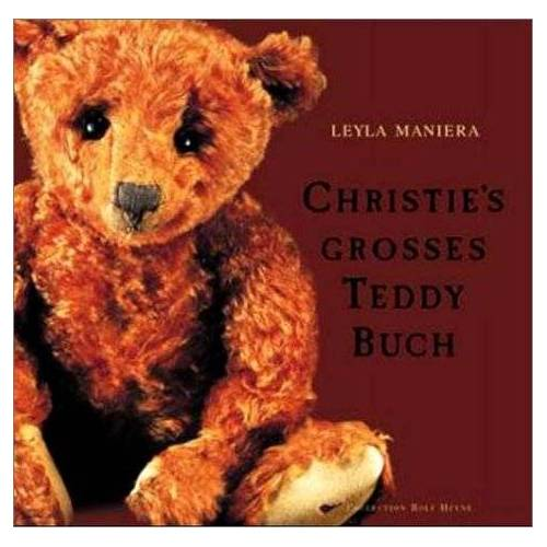 Leyla Maniera - Christie's großes Teddy Buch - Preis vom 05.09.2020 04:49:05 h
