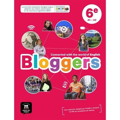 Collectif - Anglais 6e A1-A2 Bloggers - Preis vom 13.05.2021 04:51:36 h