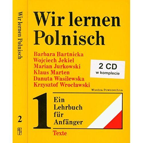 - Wir lernen Polnisch Tom 1-2 + 2CD - Preis vom 14.05.2021 04:51:20 h