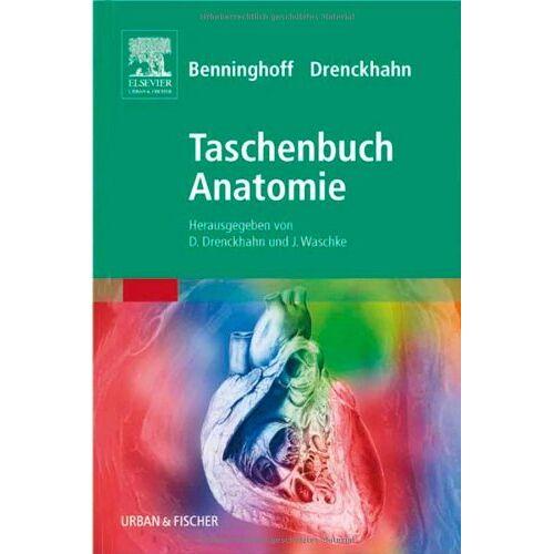 Detlev Drenckhahn - Benninghoff Taschenbuch Anatomie - Preis vom 06.09.2020 04:54:28 h
