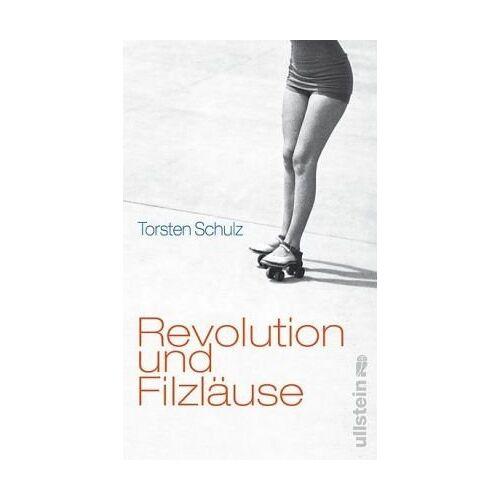 Torsten Schulz - Revolution und Filzläuse: Erzählungen - Preis vom 21.10.2020 04:49:09 h