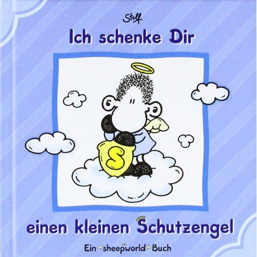 Stefanie Rölz - Ich schenke dir einen kleinen Schutzengel: Ein sheepworld Buch - Preis vom 20.01.2021 06:06:08 h