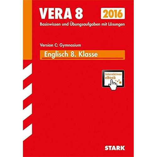 Birgit Holtwick - VERA 8 Gymnasium - Englisch Version C + ActiveBook - Preis vom 01.03.2021 06:00:22 h