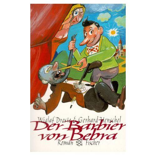 Wiglaf Droste - Der Barbier von Bebra - Preis vom 10.05.2021 04:48:42 h