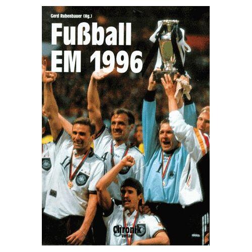 Gerd Rubenbauer - Fußball Europameisterschaft 1996 - Preis vom 09.04.2021 04:50:04 h