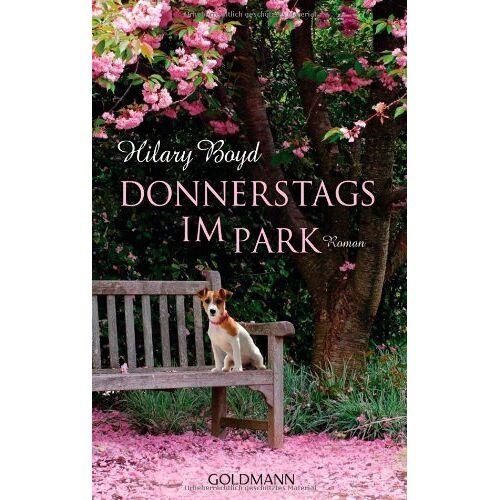 Hilary Boyd - Donnerstags im Park: Roman - Preis vom 17.01.2021 06:05:38 h