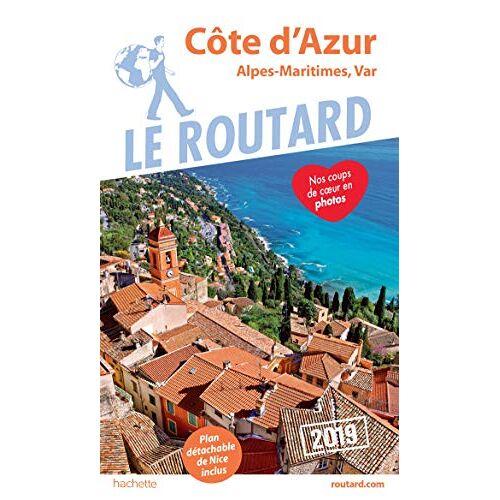 - Côte d'Azur (1Plan détachable) - Preis vom 23.01.2021 06:00:26 h