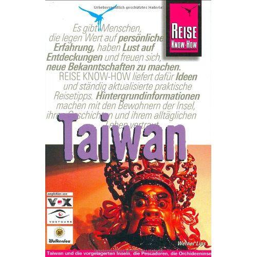 Werner Lips - Taiwan - Preis vom 20.10.2020 04:55:35 h