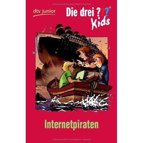 - Die drei ??? Kids 12 - Internetpiraten: Erzählt von Ulf Blanck - Preis vom 14.04.2021 04:53:30 h