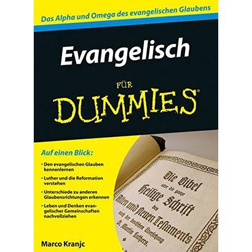 Marco Kranjc - Evangelisch für Dummies - Preis vom 31.03.2020 04:56:10 h