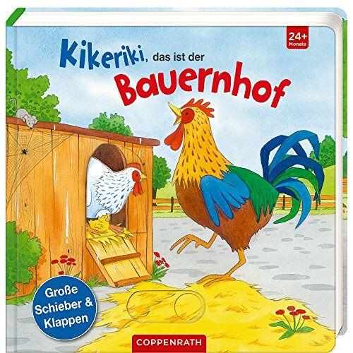 Ann-Katrin Heger - Kikeriki, das ist der Bauernhof (Kleine Entdecker) - Preis vom 28.02.2021 06:03:40 h
