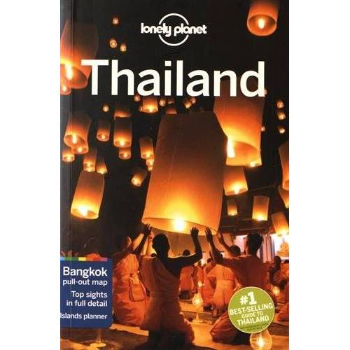 Lonely Planet - Thailand (Lonely Planet Thailand) - Preis vom 17.04.2021 04:51:59 h