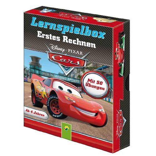 - Disney Lernspielbox - Cars: Erstes Rechnen: Mit 50 Übungen - Preis vom 10.05.2021 04:48:42 h