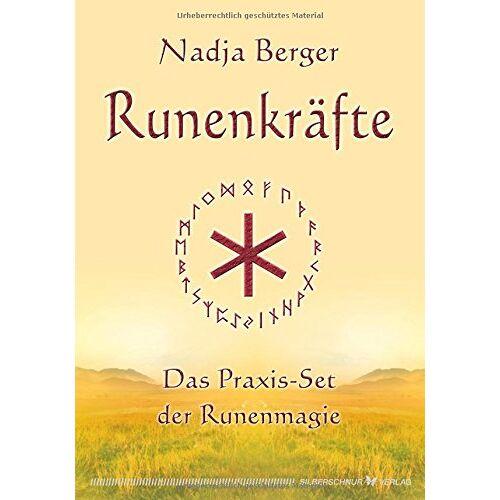 Nadja Berger - Runenkräfte: Das Praxis-Set der Runenmagie - Preis vom 13.11.2019 05:57:01 h