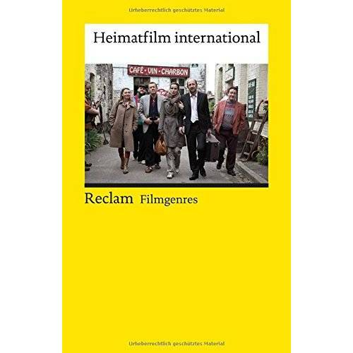 Jürgen Heizmann - Filmgenres: Heimatfilm international (Reclams Universal-Bibliothek) - Preis vom 25.02.2020 06:03:23 h