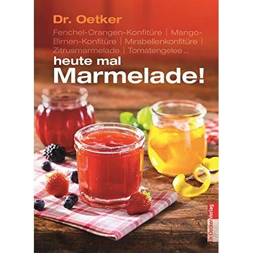 Dr. Oetker - Heute mal Marmelade - Preis vom 18.02.2020 05:58:08 h