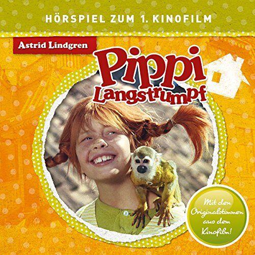 Pippi Langstrumpf - Pippi Langstrumpf (Hörspiel Zum Film) - Preis vom 15.05.2021 04:43:31 h