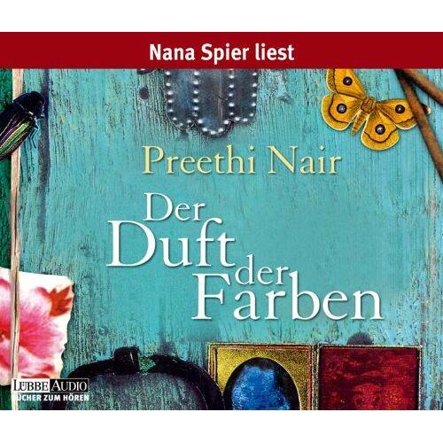 Preethi Nair - Der Duft der Farben - Preis vom 04.10.2020 04:46:22 h