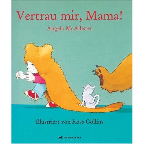 Angela McAllister - Vertrau mir, Mama! - Preis vom 14.01.2021 05:56:14 h