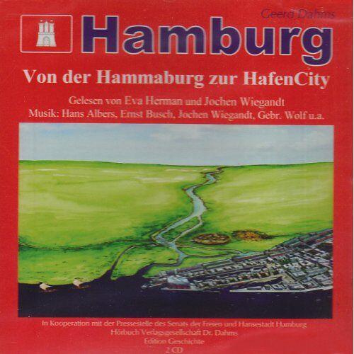 Jörg Berlin - Hamburg - Von der Hammaburg zur HafenCity. 2 CDs - Preis vom 20.10.2020 04:55:35 h