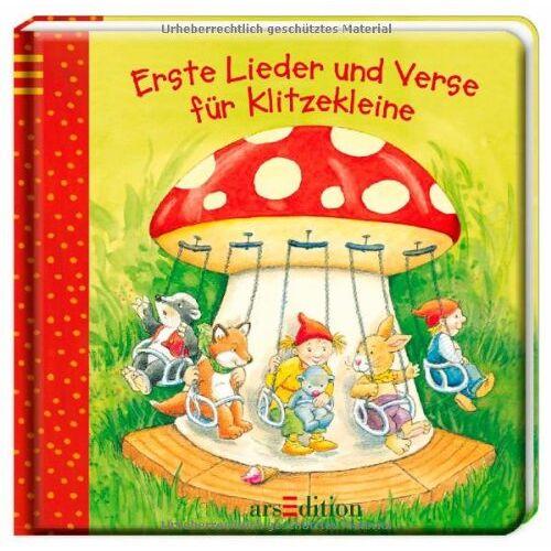 - Erste Lieder und Verse für Klitzekleine (Klitzekleine-Reihe) - Preis vom 22.01.2021 05:57:24 h