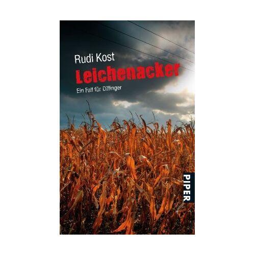 Rudi Kost - Leichenacker: Ein Fall für Dillinger (Dillinger-Krimis) - Preis vom 04.09.2020 04:54:27 h