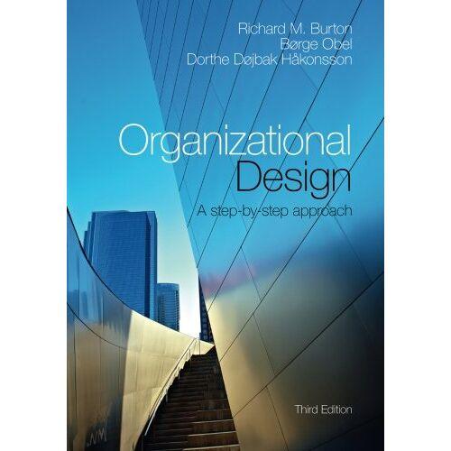 Burton, Richard M. - Organizational Design - Preis vom 22.02.2020 06:00:29 h