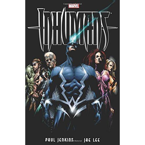 Paul Jenkins - Inhumans by Paul Jenkins & Jae Lee - Preis vom 21.11.2019 05:59:20 h