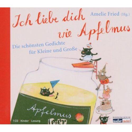 - Ich Liebe Dich Wie Apfelmus - Preis vom 04.10.2020 04:46:22 h