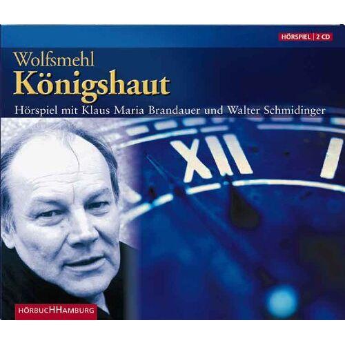 Wolfsmehl - Königshaut. 2 CDs - Preis vom 03.05.2021 04:57:00 h