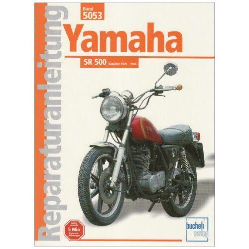 - Reparaturanleitung, Bd. 5053: Yamaha SR 500 - Preis vom 09.04.2021 04:50:04 h