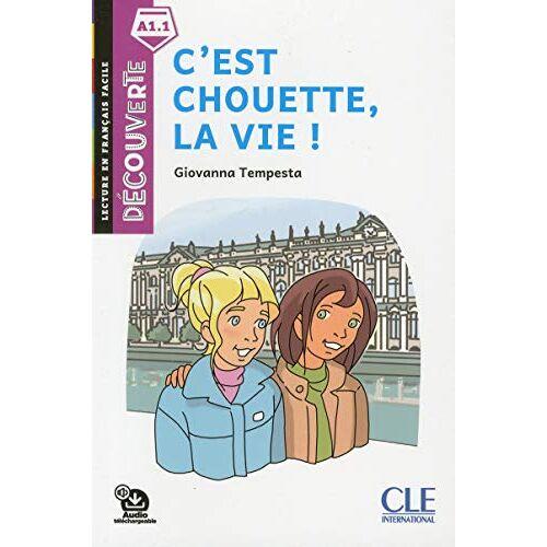 G Tempesta - Decouverte: C'est chouette, la vie ! (LECTURES DECOUVERTE) - Preis vom 28.02.2021 06:03:40 h