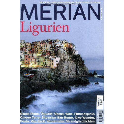 - MERIAN Ligurien - Preis vom 21.10.2020 04:49:09 h