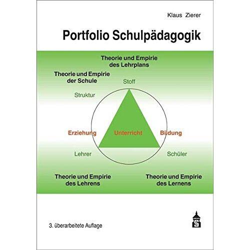 Klaus Zierer - Portfolio Schulpädagogik - Preis vom 07.04.2020 04:55:49 h