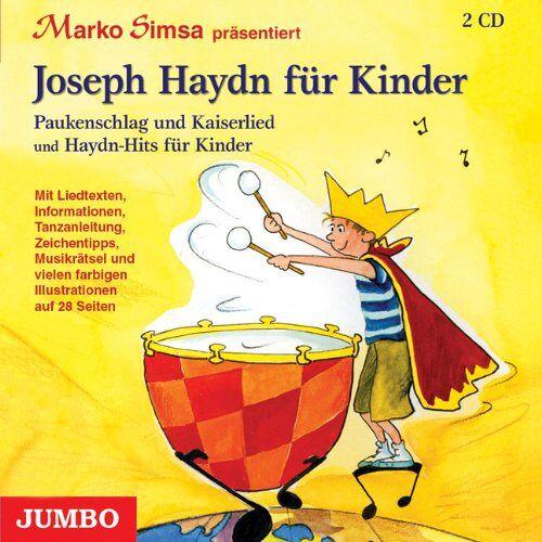 Marko Simsa - Marko Simsa präsentiert: Haydn-Hits für Kinder - Preis vom 27.02.2021 06:04:24 h