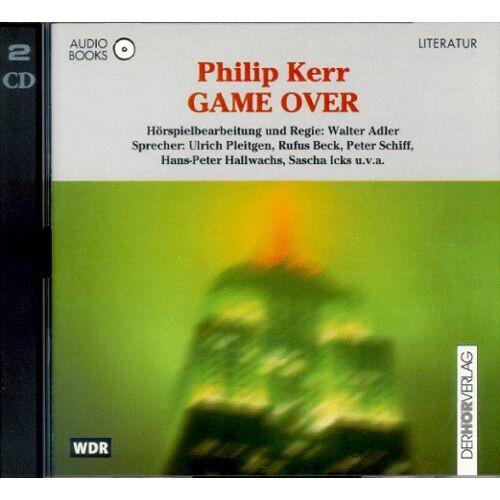Philip Kerr - Game over. Audiobook. 2 CDs - Preis vom 27.02.2021 06:04:24 h
