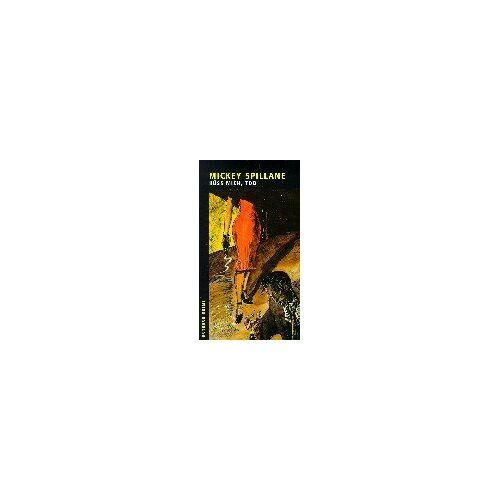 Mickey Spillane - Küß mich, Tod - Preis vom 18.04.2021 04:52:10 h