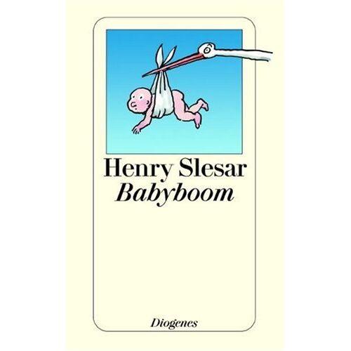 Henry Slesar - Babyboom - Preis vom 20.10.2020 04:55:35 h
