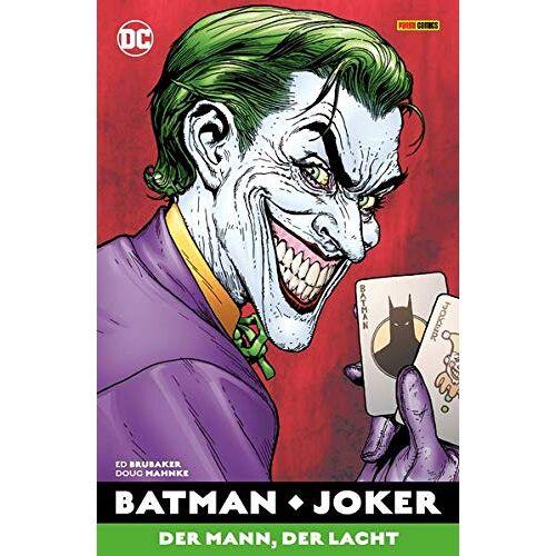 Ed Brubaker - Batman/Joker: Der Mann, der lacht - Preis vom 22.10.2020 04:52:23 h