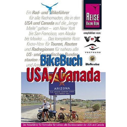 Stefan Voelker - BikeBuch USA / Canada (Kanada) - Preis vom 12.04.2021 04:50:28 h