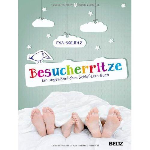 Eva Solmaz - Besucherritze: Ein ungewöhnliches Schlaf-Lern-Buch - Preis vom 21.01.2021 06:07:38 h