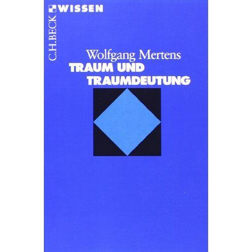 Wolfgang Mertens - Traum und Traumdeutung - Preis vom 20.01.2021 06:06:08 h