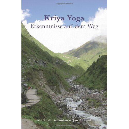 Jan AHLUND - Kriya Yoga Erkenntnisse auf dem Weg - Preis vom 13.11.2019 05:57:01 h