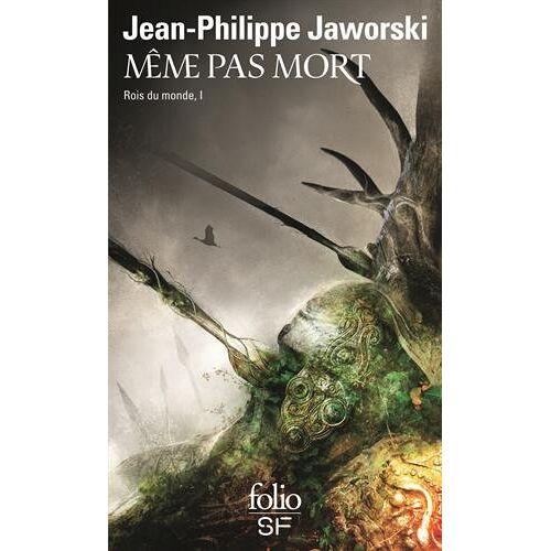 Jean-Philippe Jaworski - Rois du monde, Tome 1 : Même pas mort - Preis vom 27.02.2021 06:04:24 h
