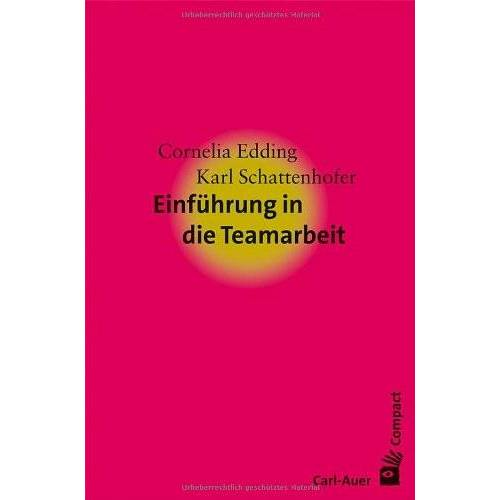 Cornelia Edding - Einführung in die Teamarbeit - Preis vom 20.10.2020 04:55:35 h