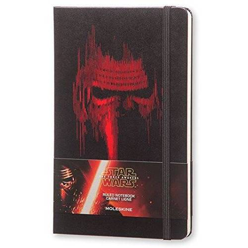Moleskine - Moleskine Star Wars Limited Ruled Notebk - Preis vom 22.01.2020 06:01:29 h