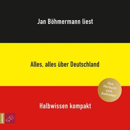 Jan Böhmermann - Alles, alles über Deutschland - Preis vom 21.10.2020 04:49:09 h